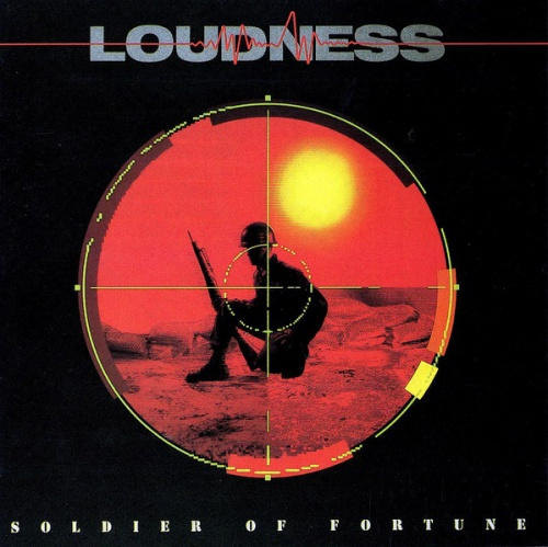Loudness - Soldier Of Fortune (1989) (LOSSLESS)