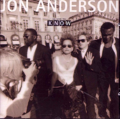 Jon Anderson - The More You Know (1998) (LOSSLESS)