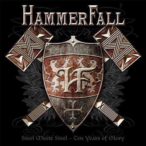 Hammerfall - Steel Meets Steel - Ten Years Of Glory 2007 (Compilation) (2CD)