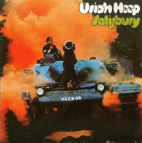 Uriah Heep - Salisbury 1971 (2005 Expanded Deluxe Edition) (Lossless+Mp3)