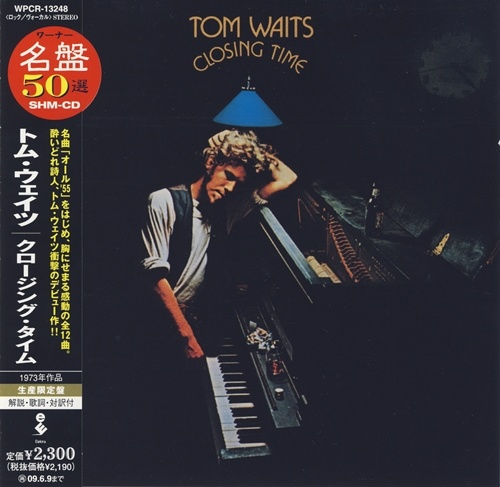 Tom Waits - Closing Time (1973) [Japanese Edition] [Lossless+Mp3]