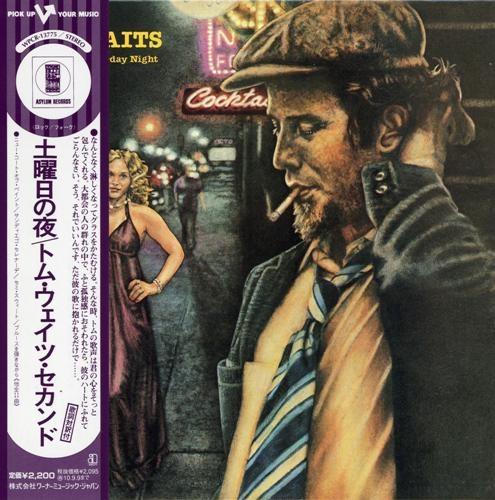 Tom Waits - The Heart of Saturday Night (1974) [Japanese Edition] [Lossless]