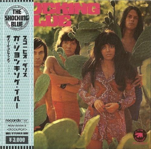 Shocking Blue - Scorpio's Dance (1970) [Japanese Edition] [Lossless+Mp3]