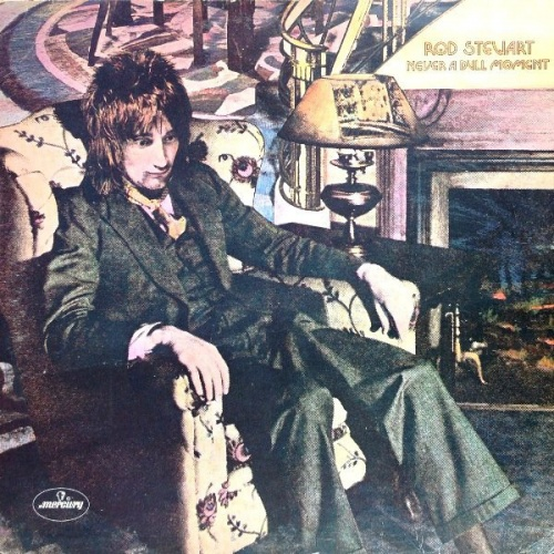 Rod Stewart - Never A Dull Moment (1972) (LOSSLESS)