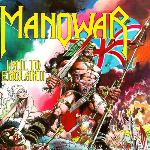 Manowar - Hail To England 1984 (Lossless+Mp3)
