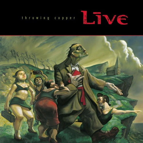 Live – Throwing Copper (1994) (25th Anniversary Edition 2019) (Lossless)