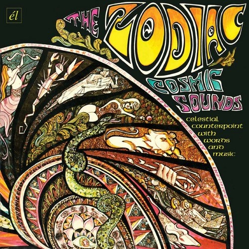Various Artists - The Zodiac: Cosmic Sounds (1967)  (reissue 2017) [Lossless+Mp3]