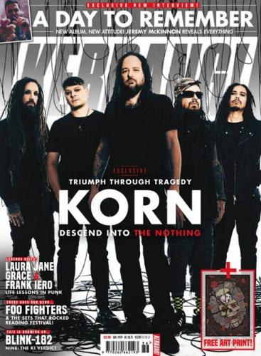 Журнал Kerrang! - 7 September 2019