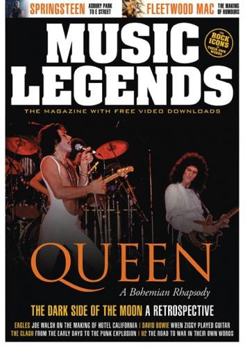 Журнал Music Legends - Issue 1, 2019