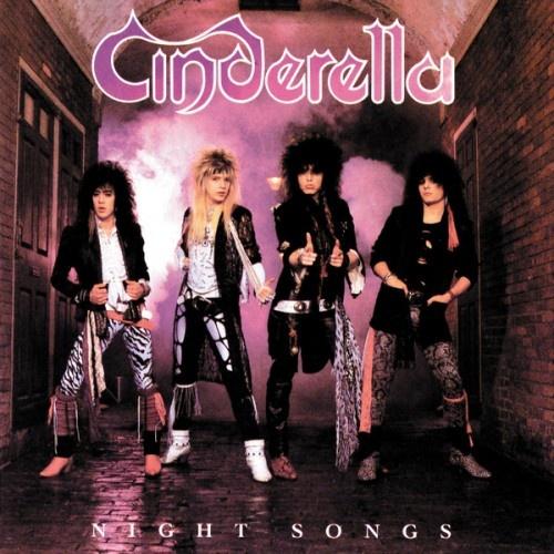 Cinderella - Night Songs 1986 (Lossless)