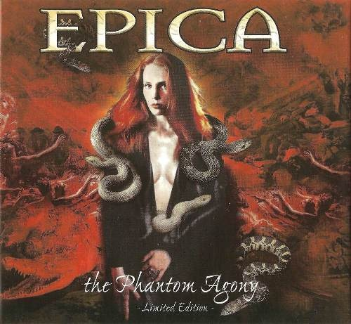 Epica - The Phantom Agony [Limited Edition] (2003) [Lossless+Mp3]