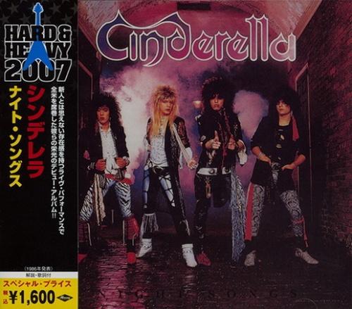Cinderella - Night Songs (Japanes Edition 2007) 1986