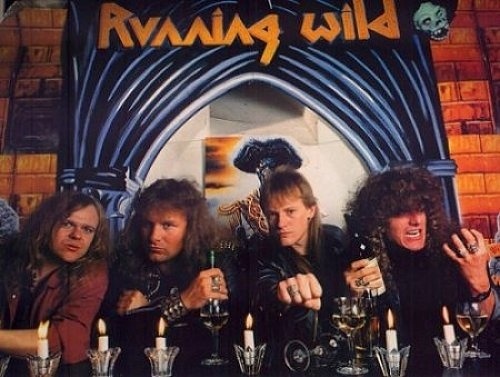 Running Wild - Discography 1984 - 2016 (Lossless+Mp3)