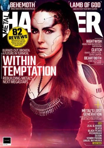 Журнал Metal Hammer UK - October 2018