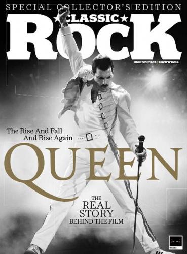 Журнал Classic Rock UK - November 2018