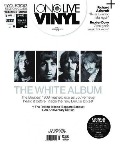 Журнал Long Live Vinyl - December 2018