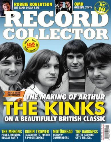 Журнал Record Collector - November 2019