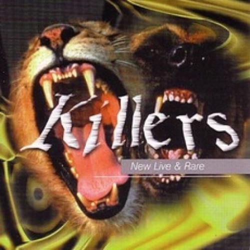 Killers (Paul Di'Anno) - New Live & Rare 1998 (2CD)