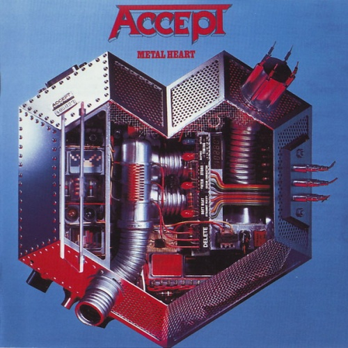Accept - Discography (1979-2021) (Lossless+Mp3)