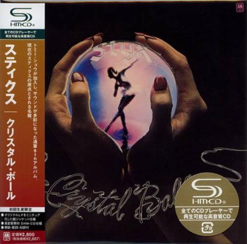 Styx - Crystal Ball 1976 (2009 Japanese Edition)