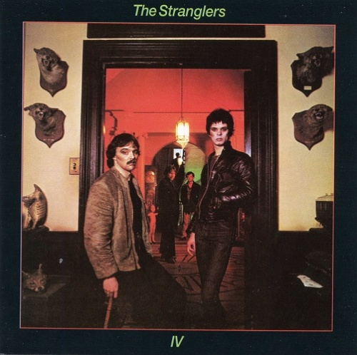 The Stranglers - Stranglers IV (Rattus Norvegicus) (1977) (Remastered 1989) (Lossless)
