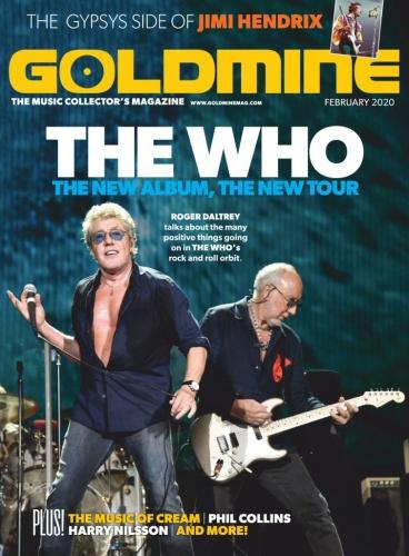 Журнал Goldmine - February 2020