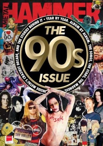 Журнал Metal Hammer UK - (Summer) 2017