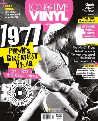 Журнал Long Live Vinyl! - September 2017