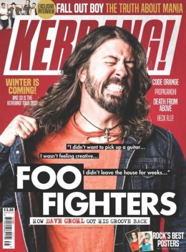Журнал Kerrang! - September 2, 2017