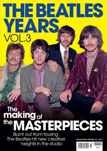 Журнал The Beatles Years - Volume 3