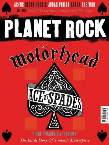 Журнал Planet Rock - February 2020