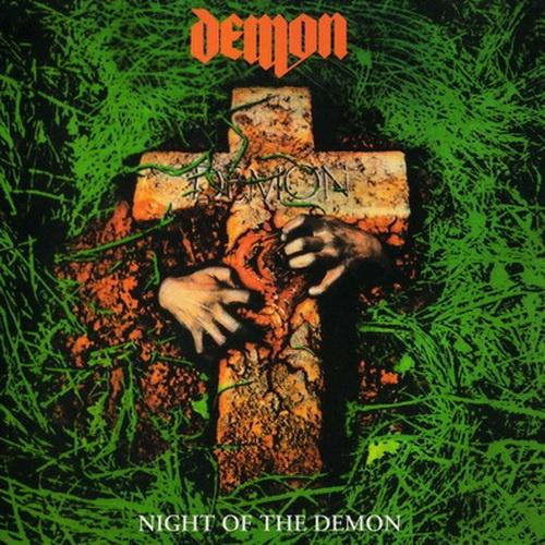 Demon - Night Of The Demon (1981) (Remastered 2002)