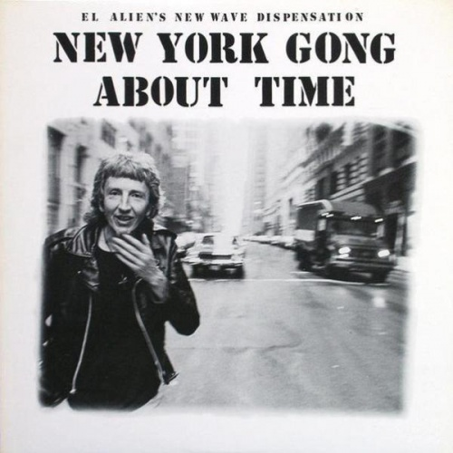 New York Gong - About Time 1980 [Lossless+Mp3]