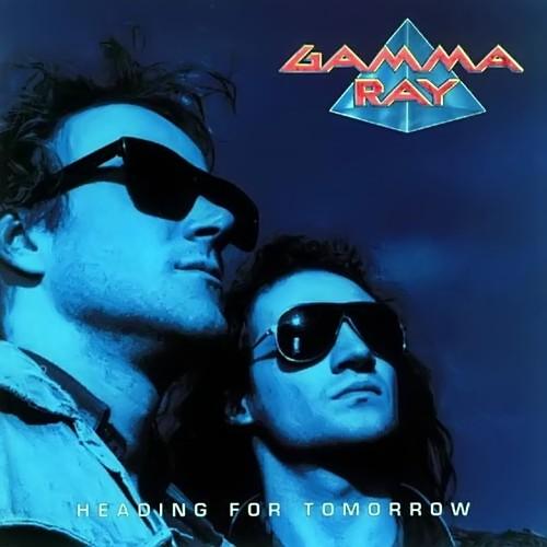 Gamma Ray - Heading For Tomorrow 1990
