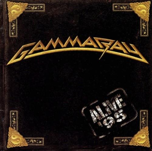 Gamma Ray - Alive '95 1996 (Lossless)