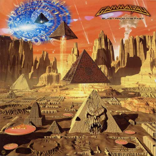 Gamma Ray - Blast From The Past 2000 (Lossless+Mp3) (Compilation)