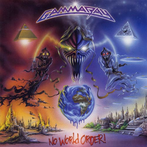 Gamma Ray - No World Order 2001 (Limited Edition)