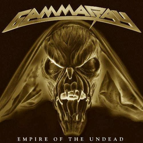 Gamma Ray - Empire Of The Undead (Limited Edition) 2014 (Lossless+Mp3)
