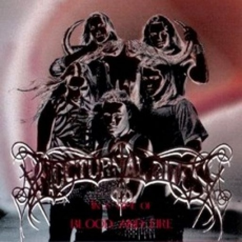 Nocturnal Rites - In A Time Of Blood And Fire 1995