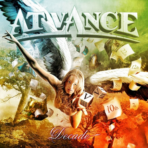 At Vance - Decade (2CD) 2010 (Compilation)